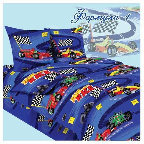 Комплект постельного белья для мальчиков