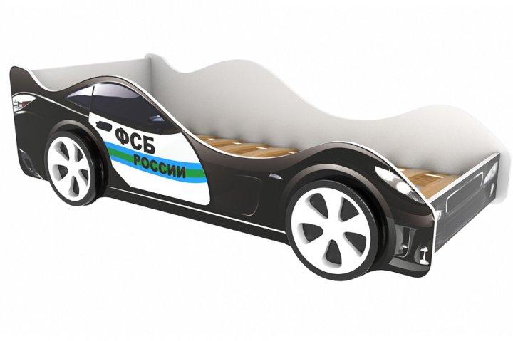Детская кровать-машина ФСБ