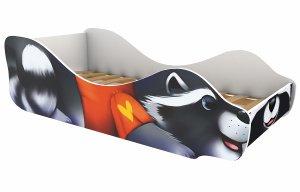 Детская кровать Енот-Кусака