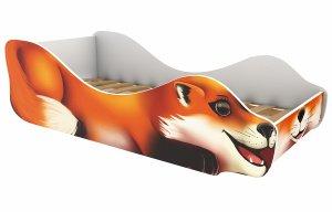 Детская кровать Лиса-Фокси