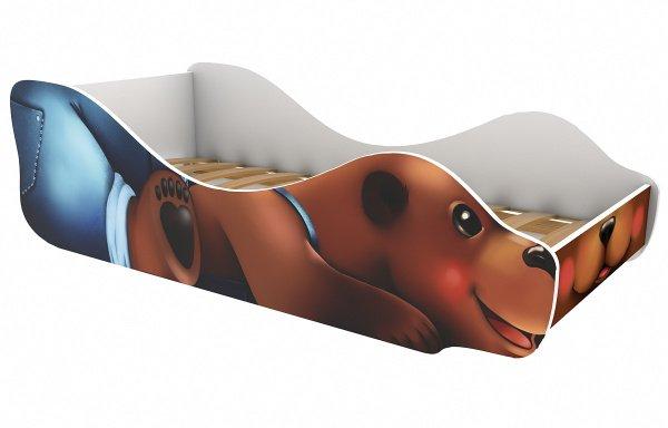 Детская кровать Мишка-Топтыгин