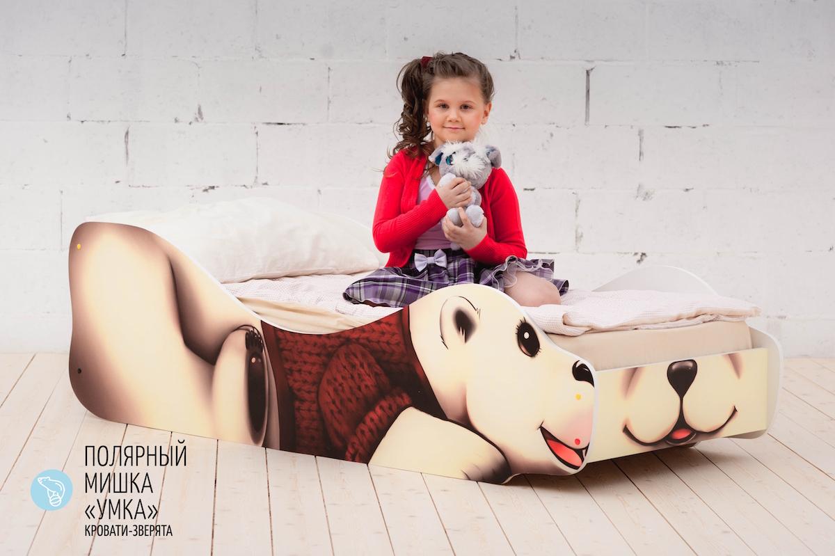 Полярный Мишка-Умка