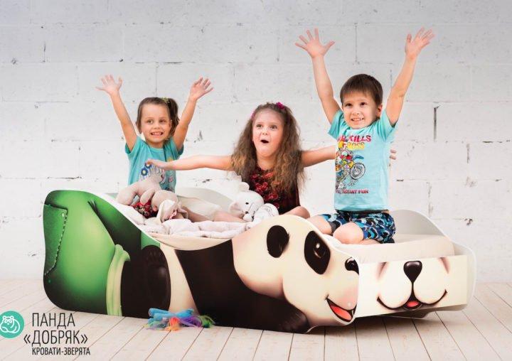 Панда-Добряк