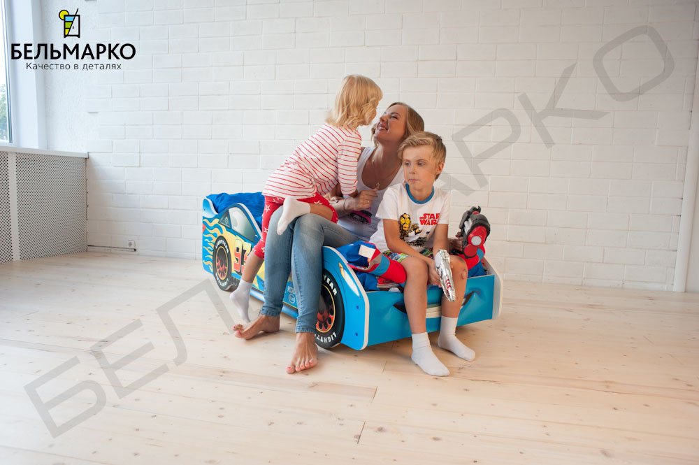 Кровати-машинки в Брянске