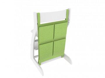 Белый+зеленый