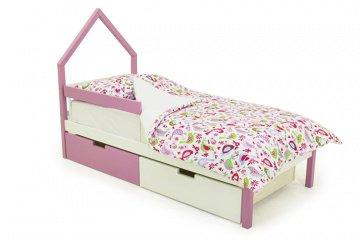 Деревянные кровати-домик мини «Svogen»