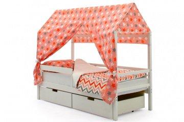 Текстильные крыши для кроватей-домиков «Svogen»