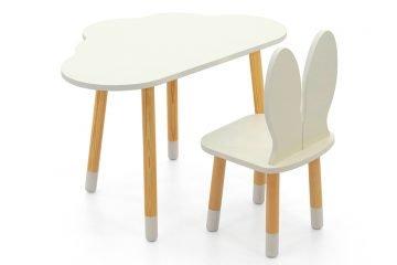 Столы и стулья для малышей
