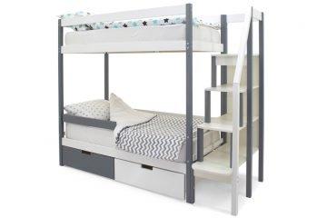 Двухъярусные кровати «Svogen» классические