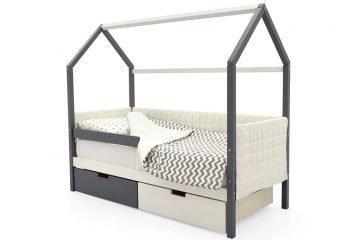 Кровати-домики мягкие «Svogen»