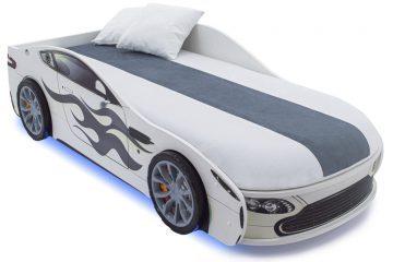 Кроватки-машины «Бондмобиль»